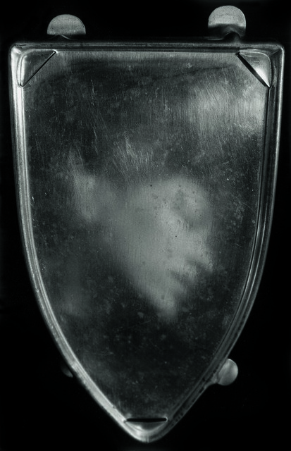 , 'L'empreinte du fer a repasser ,' 1982, Galleria del Cembalo
