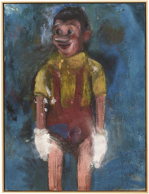 , 'Frozen Hands,' 2013, Wetterling Gallery