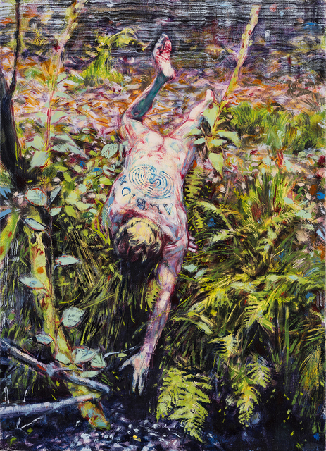 , 'Narcissus,' 2017, Charlie Smith London