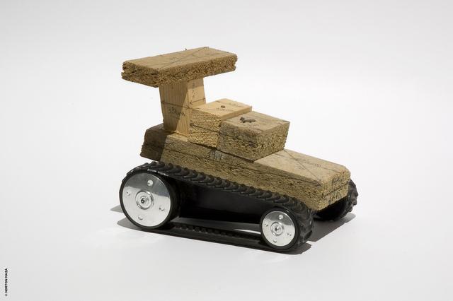 , 'La Necesidad de Jugar 14,' 2002, Isabel Croxatto Galería