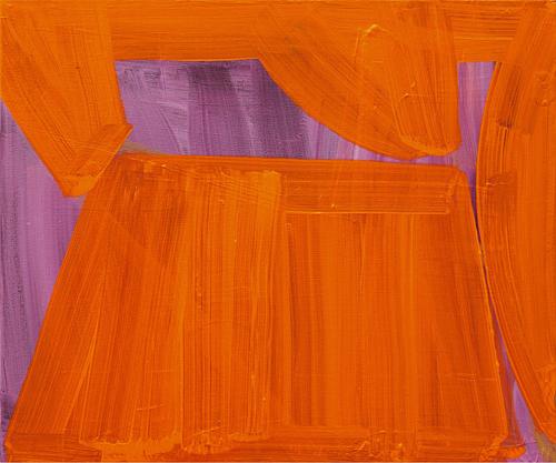 , 'Cinnabar,' 2015, Maddox Arts