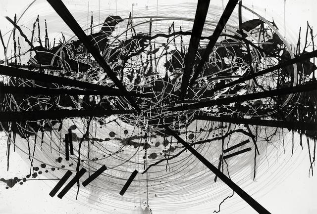 , 'Cosmic Rifts #15,' 2009, Galleri Bo Bjerggaard