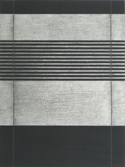 Joan Witek, 'Atlantic Detail - Silver ( D-195 ) ', 2003, Bartha Contemporary