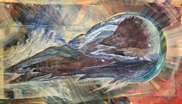 , 'The Island Through the Window,' 2016, Gallery NAGA