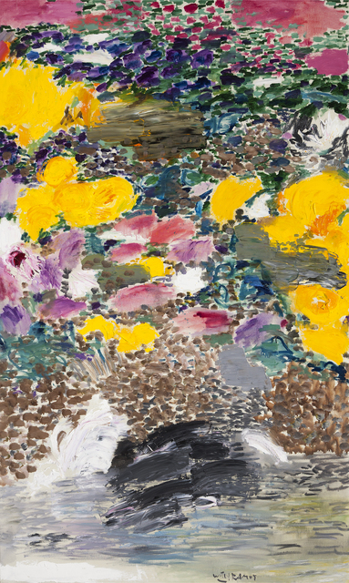 , 'Flores Amarillas,' , Odon Wagner Gallery