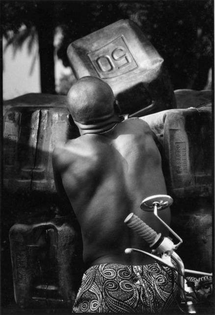 , 'Tyson,' 2004, October Gallery