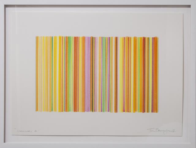 , 'Highway 61,' 2017, MCQ Fine Art