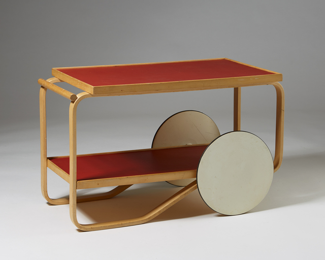 , 'Tea trolley model 98,' 1936, Modernity