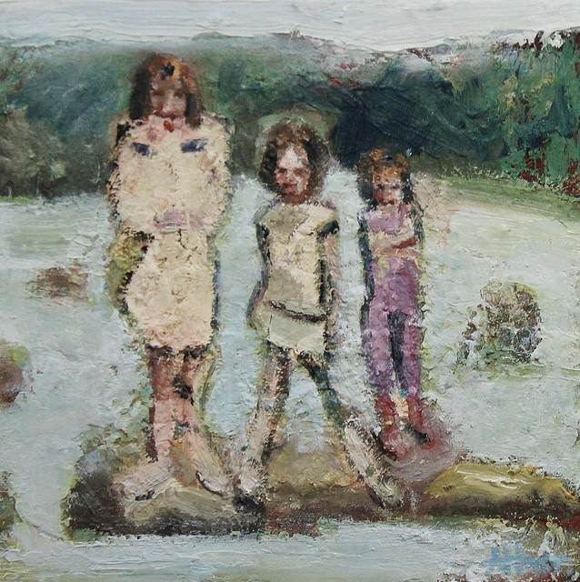 , 'Small stepping stones,' 2018, Castlegate House Gallery