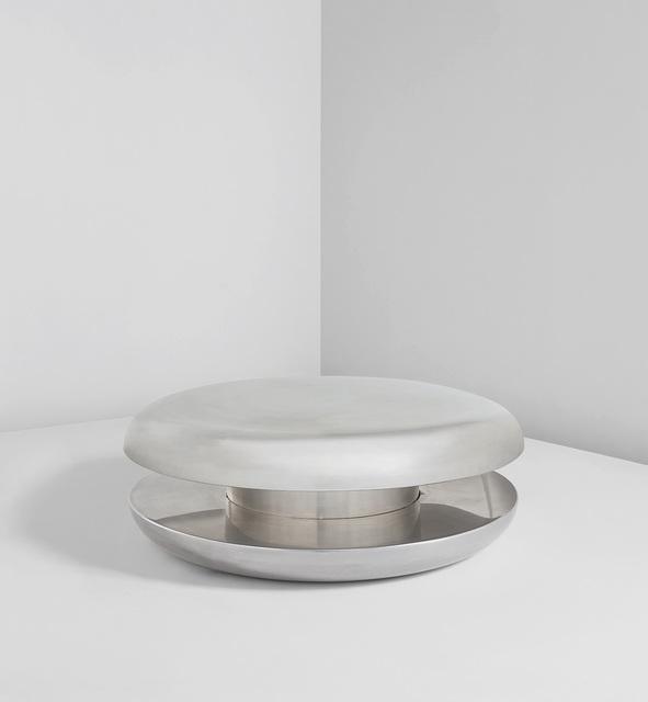 """Mattia Bonetti, 'Prototype """"Yo-Yo"""" low table', 2007, Phillips"""