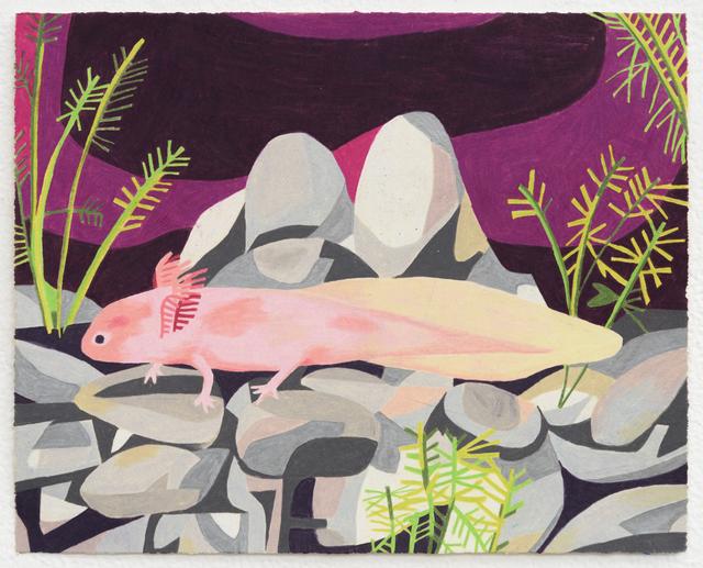 , 'Axolotl,' 2016, Richard Heller Gallery