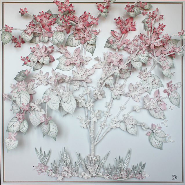 , 'Cherry Tree,' 2016, Woolff Gallery