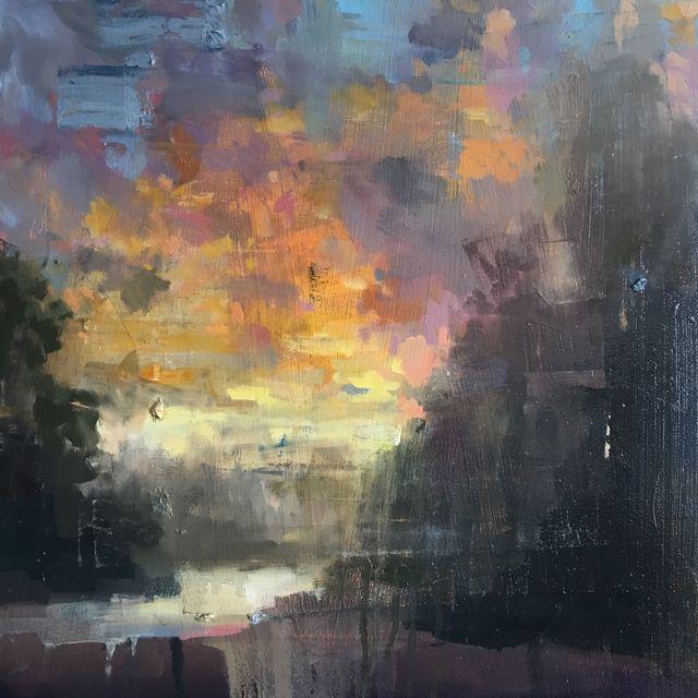 , 'Bogachiel River,' 2019, Abend Gallery