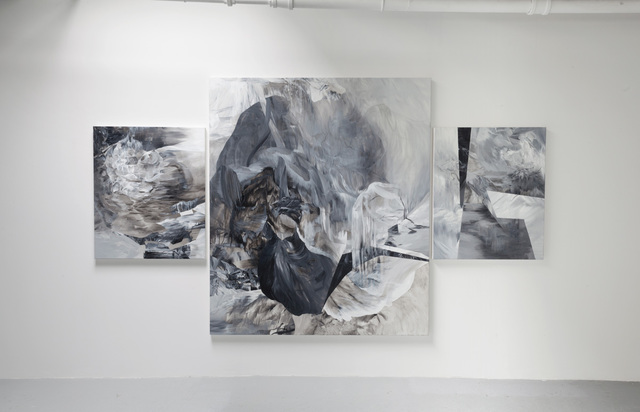 , 'Altar (triptych),' 2014, Georgia Scherman Projects