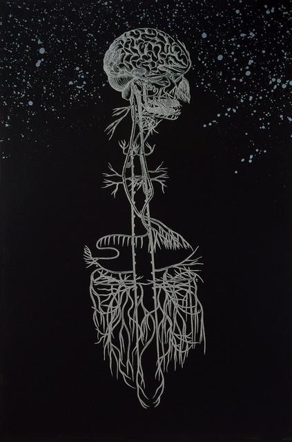 Antonio Dias, 'Navegador', 2015, Mul.ti.plo Espaço Arte