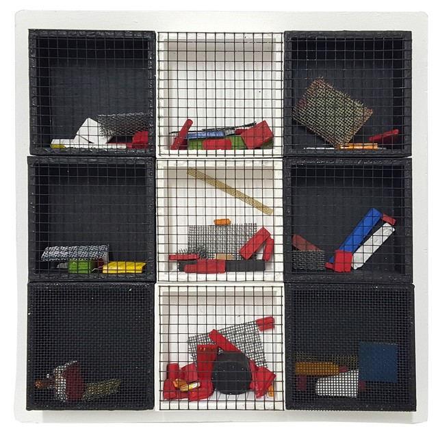Arthur Luiz Piza, 'T-1520', 2016, Galeria Murilo Castro