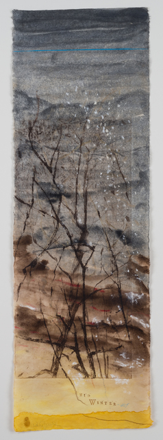 David Freed, 'Mid Winter West', 2015, Reynolds Gallery