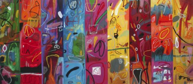 , 'Rebozos,' 2014, Aura Galerias