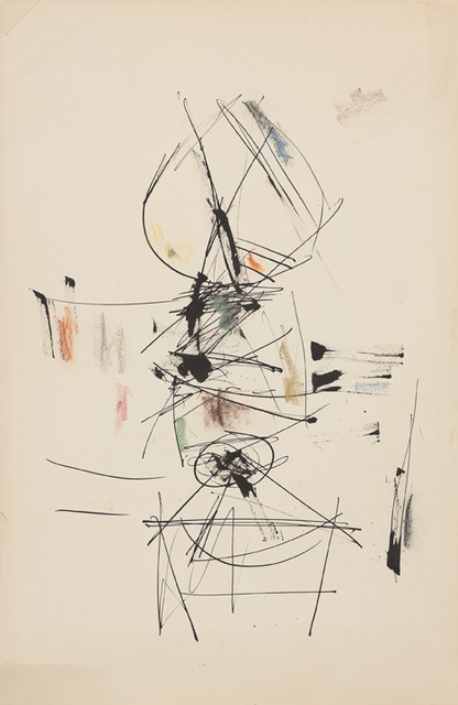 , 'Untitled (Figure 8),' ND, Aicon Gallery