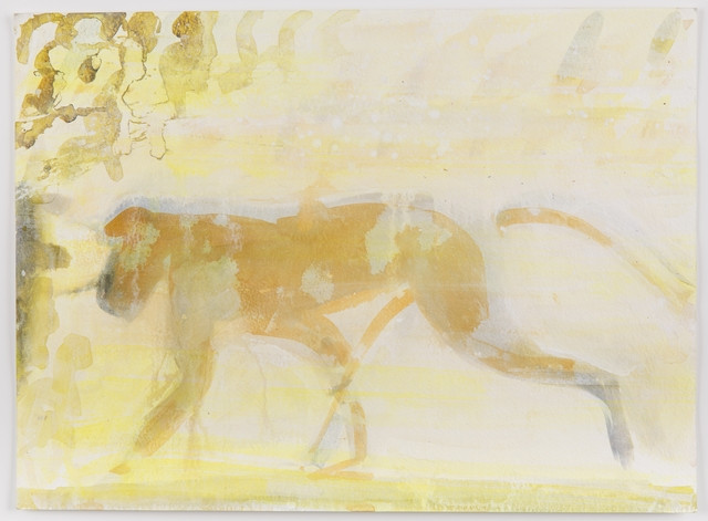 , 'Yellow Monkey,' 2003, Paul Stolper Gallery