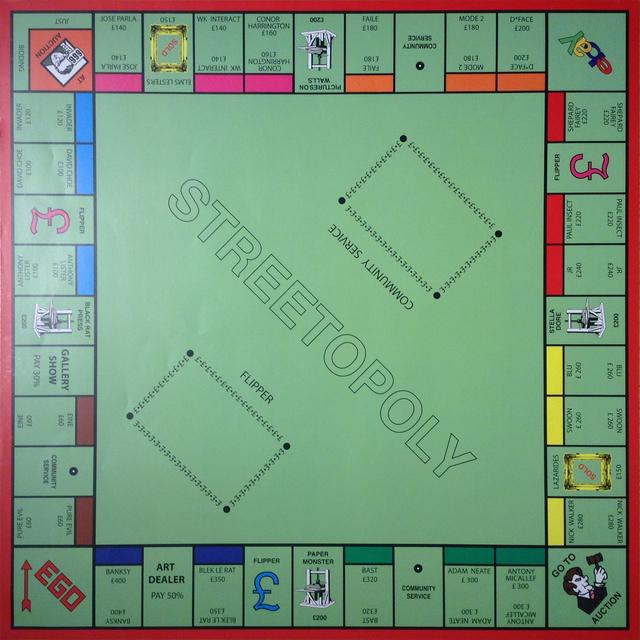 , 'Monopoly,' , MUCA
