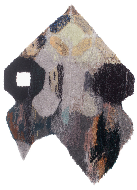 , 'Disintegrating Geometry,' 2016, Future Icons