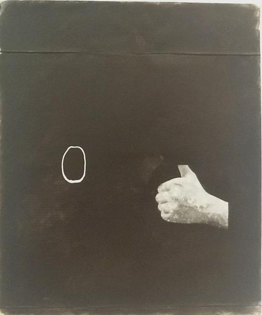 , '0 (zero),' 2014, Jane Lombard Gallery