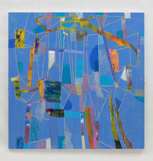 , 'Syllable ,' 2018, Philip Martin Gallery