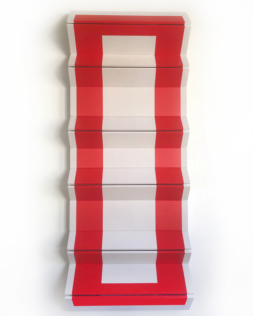 , 'Untitled Red Stack ,' 2018, g.gallery