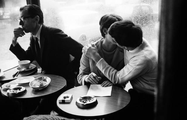 , 'Les amoureux de Paris,' 1960, Galerie Esther Woerdehoff