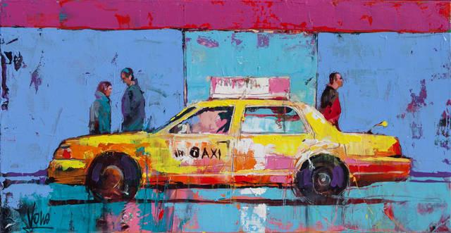 , '01 NYC,' 2019, ArtCatto