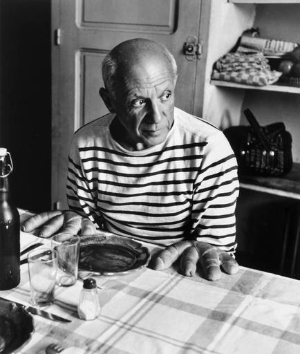 , 'Le Pain de Picasso, Vallauris,' 1952, Tracey Morgan Gallery