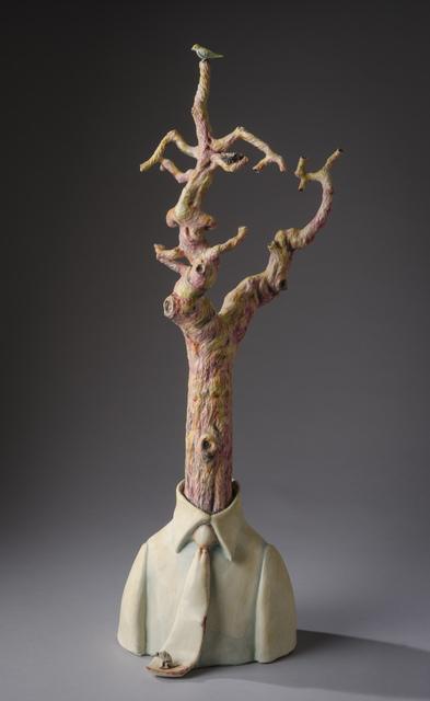 , 'Bird in the Man Tree Man,' 1993, Hieronymus