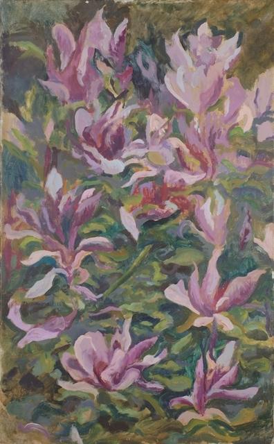 , 'Magnolias,' ca. 1968, Robert Eagle Fine Art