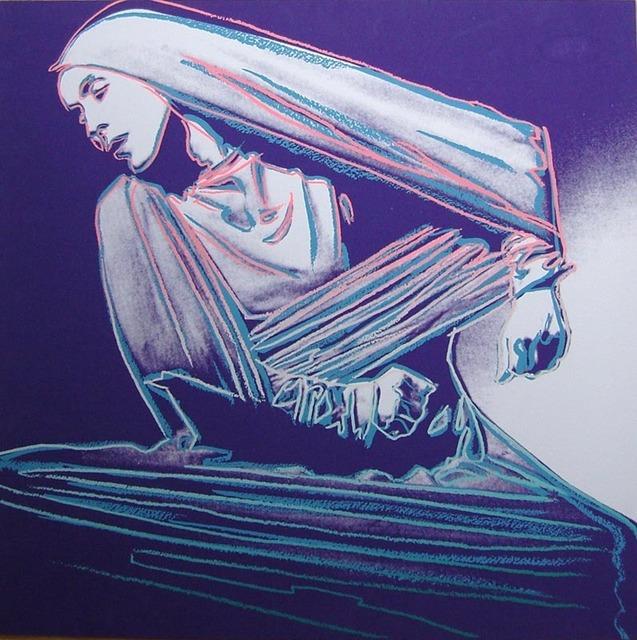 , 'Martha Graham: Lamentation,' 1986, Hamilton-Selway Fine Art