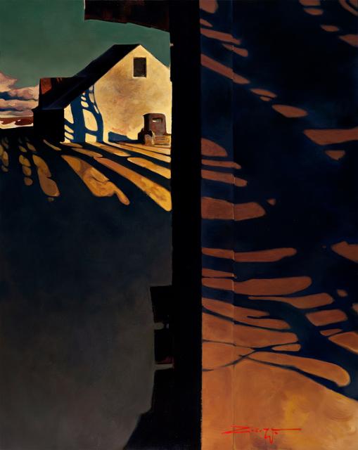 Z.Z. Wei, 'Afternoon Shadows', 2019, Patricia Rovzar Gallery