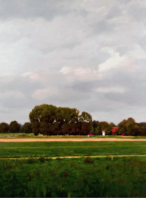 , 'Flemish Stripes,' 2009, Gallery Henoch