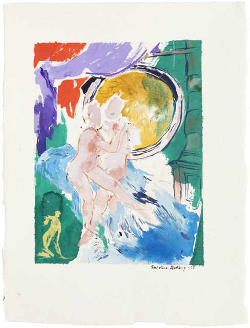 , 'Lovers,' 2018, Galerie Anhava