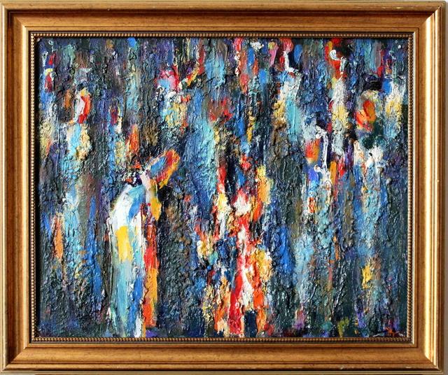 , 'Requiem,' 1990, Norman Fine Arts