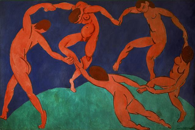 Henri Matisse, 'La danse', 1909, Painting, Oil on canvas, Erich Lessing Culture and Fine Arts Archive