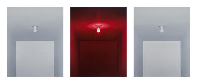 , 'Luz Vermelha (Tripitch),' 2013, Galeria Pilar