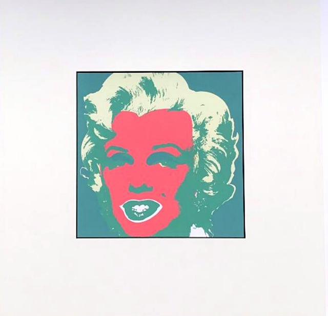 Andy Warhol, 'Marilyn for Art Basel', ca. 1987, Alpha 137 Gallery