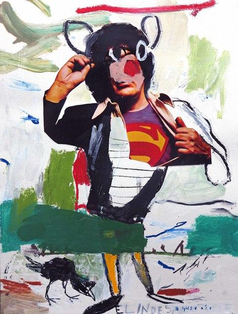 , 'El super indispensable,' 2018, Galerie Heike Strelow