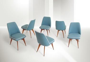 six chairs, Bologna