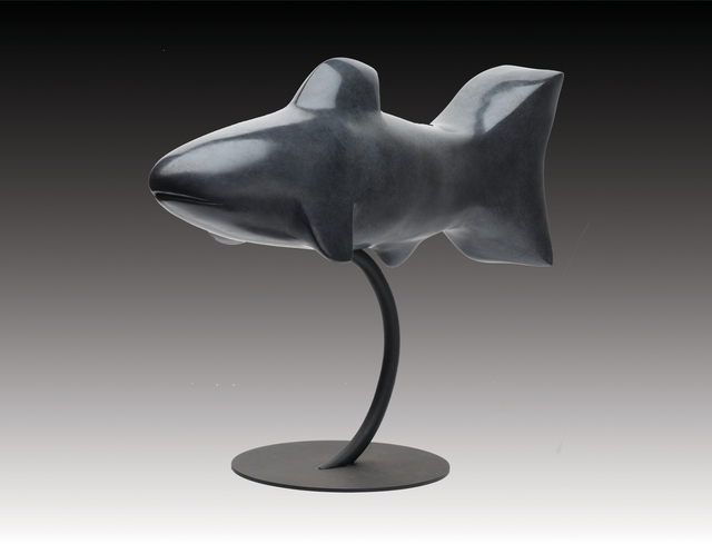 , 'Shark II,' , Robert Hooke Sculpture Gallery