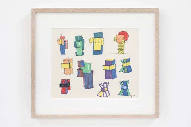 Helen Escobedo, 'Untitled ', 1968, PROYECTOSMONCLOVA