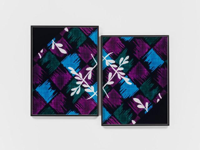 , 'Remnant (Garland),' 2017, Tanya Bonakdar Gallery