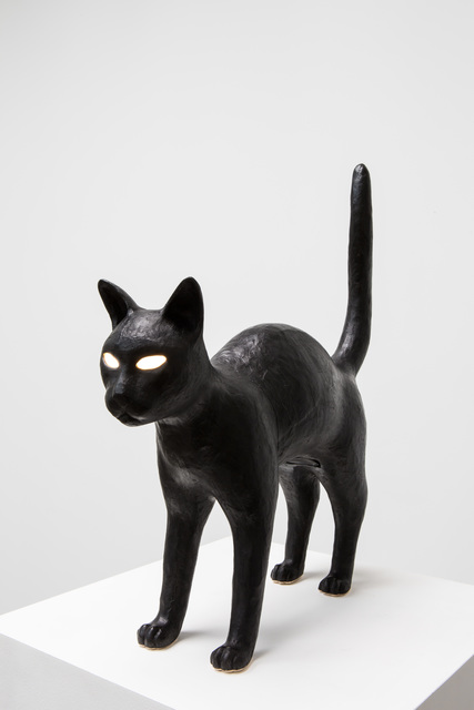 , 'Black Cat,' 2013, Carpenters Workshop Gallery