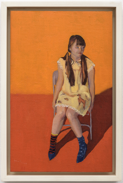, 'Zara Study 1,' 2013, Lora Schlesinger Gallery