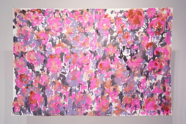Heather Bause, 'IKAT study', 2019, McClain Gallery